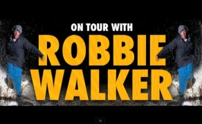 On Tour With Robbie Walker