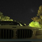 BMW Night Time Lapse